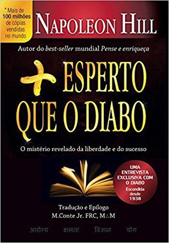 b562751d5 Mais Esperto que o Diabo - 9788568014004 - Livros na Amazon Brasil Compre  Aqui: Frete