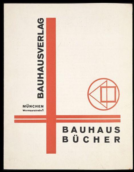 Bauhaus Verlag Bauhaus Bücher | Moholy-Nagy, László | V&A Search the Collections
