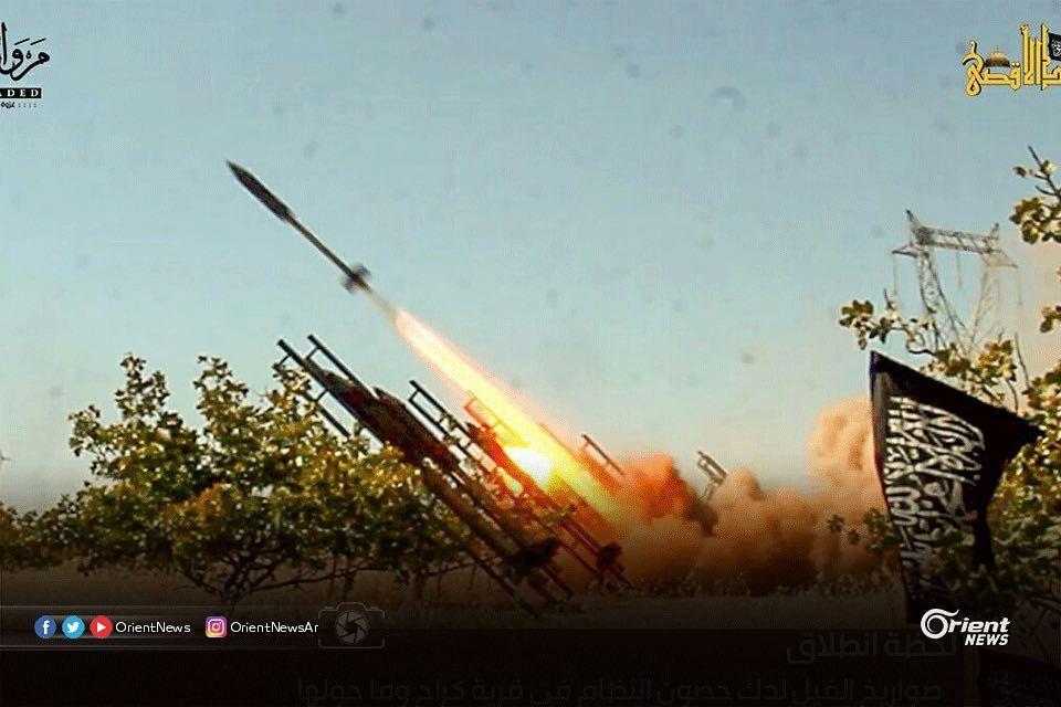 استهداف الثوار لمعاقل النظام في ريف حماة أورينت سوريا Instagram Instagram Posts Orient