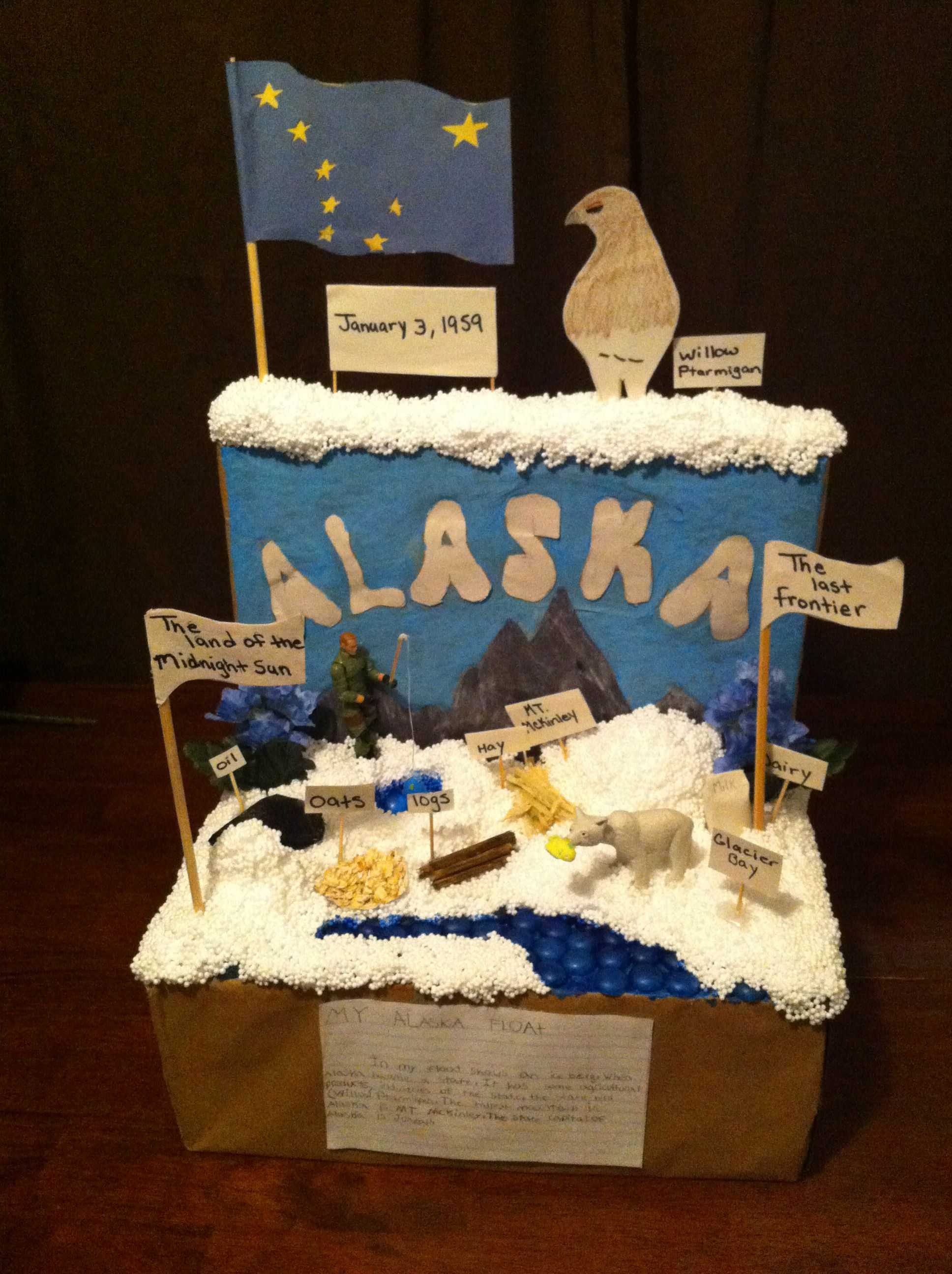 alaska state float
