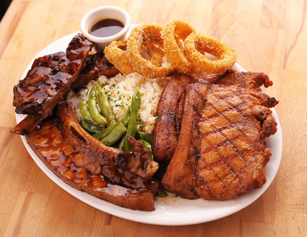 Belly Buster - Bigby's Café and Restaurant Cagayan de Oro