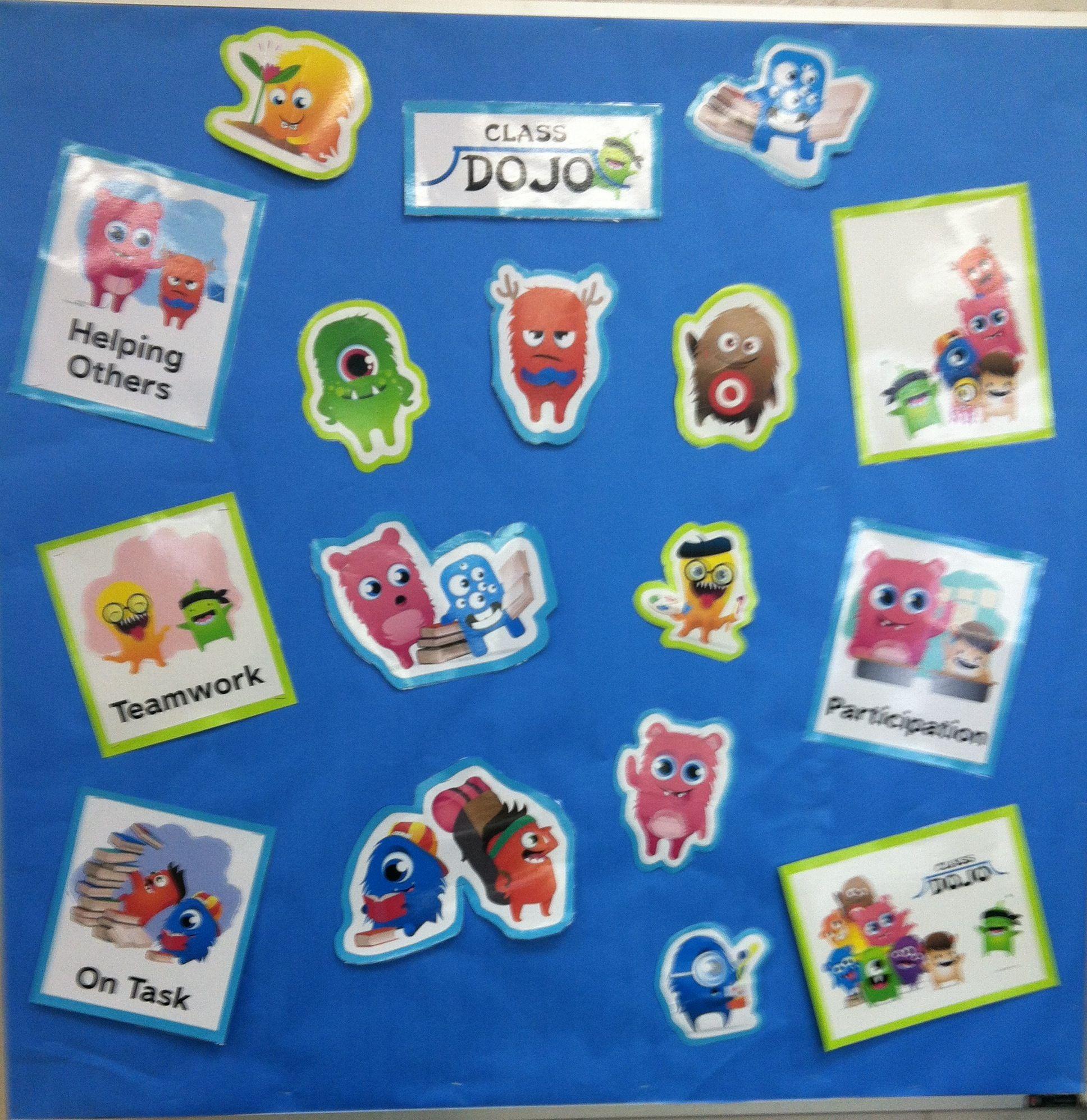 Classdojo Classdojolove Bulletin Board For Classroom