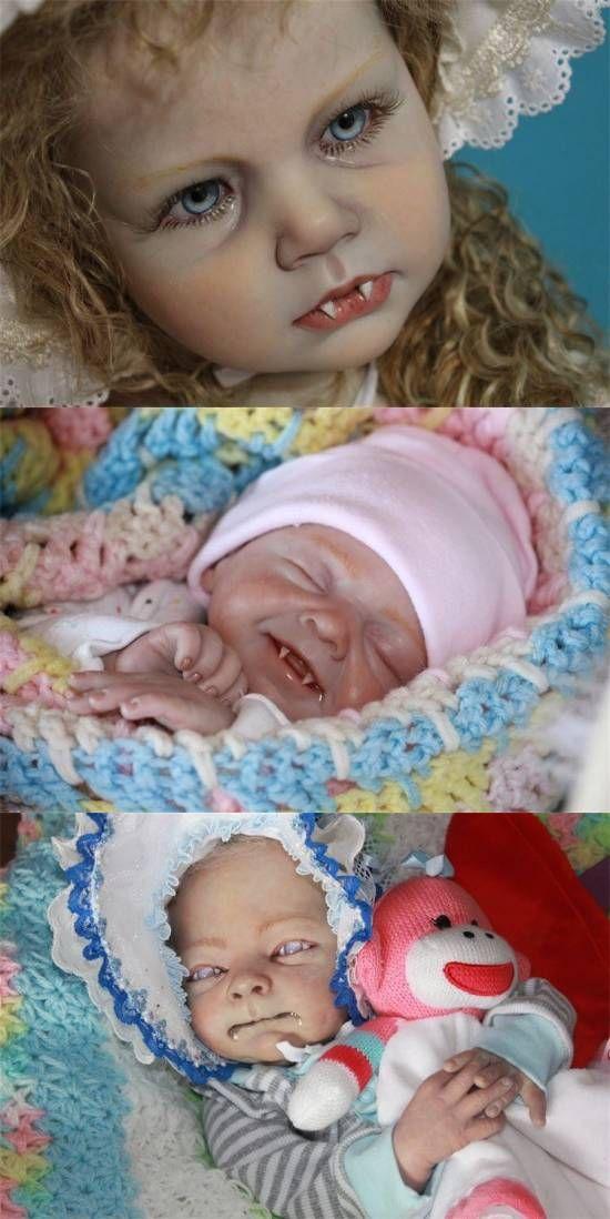 Reborn Vampire Baby Dolls Baby Dolls
