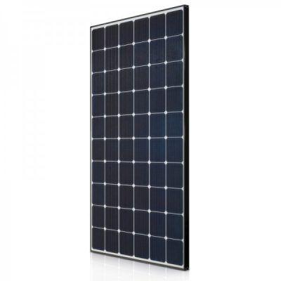 Lg Solar Lg315n1t Neon 2 315w Bifacial Transparent Solar Panel Solar Panels Solar Outdoor Decor