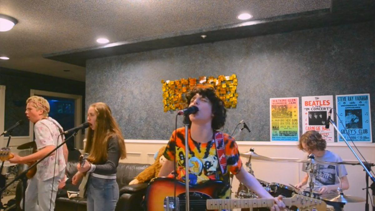 Calpurnia !!! I can't wait until they record ! Omg !! Here is them covering Twin Peaks' ,Wanted You !!!