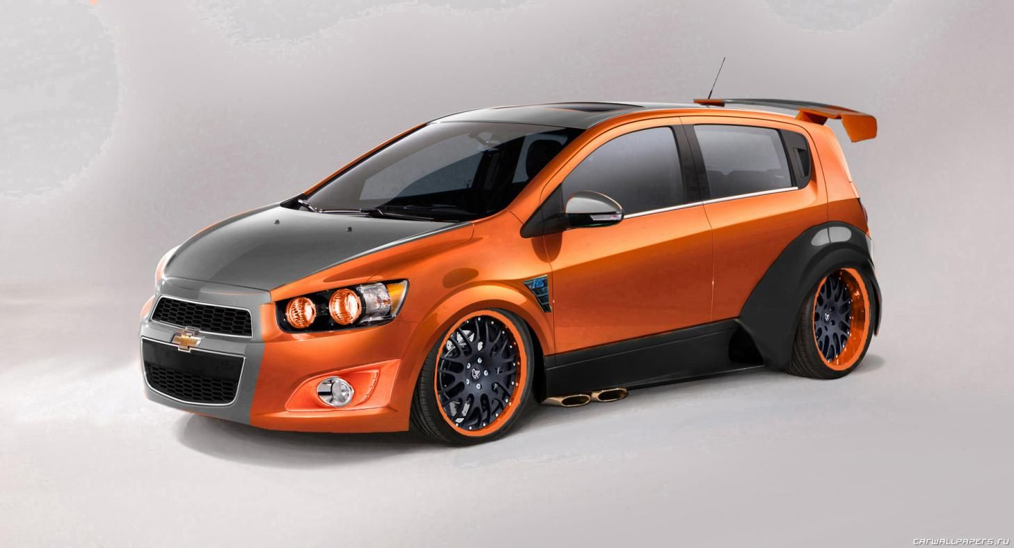 chevy sonic the next