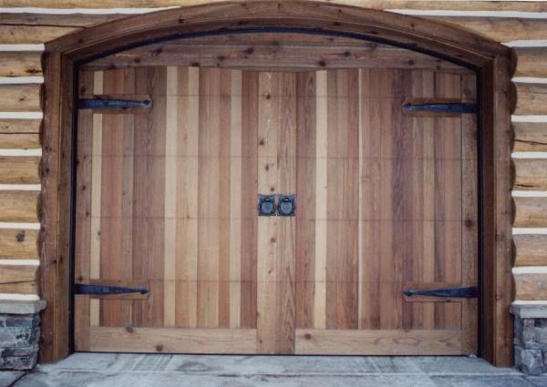 Diy Wooden Garage Door Plans