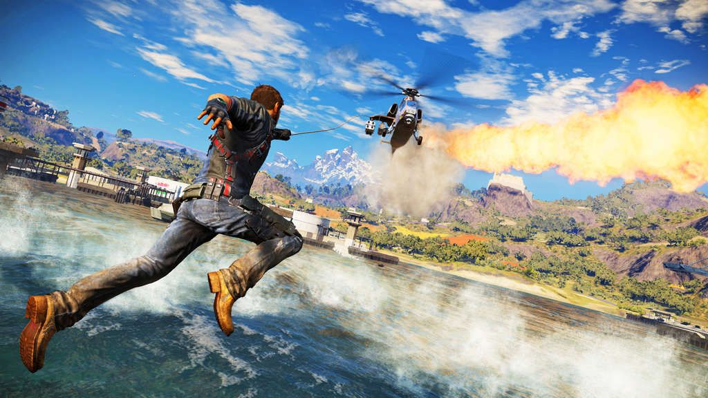 Just Cause 3 First Gameplay Trailer Pre Order Bonus