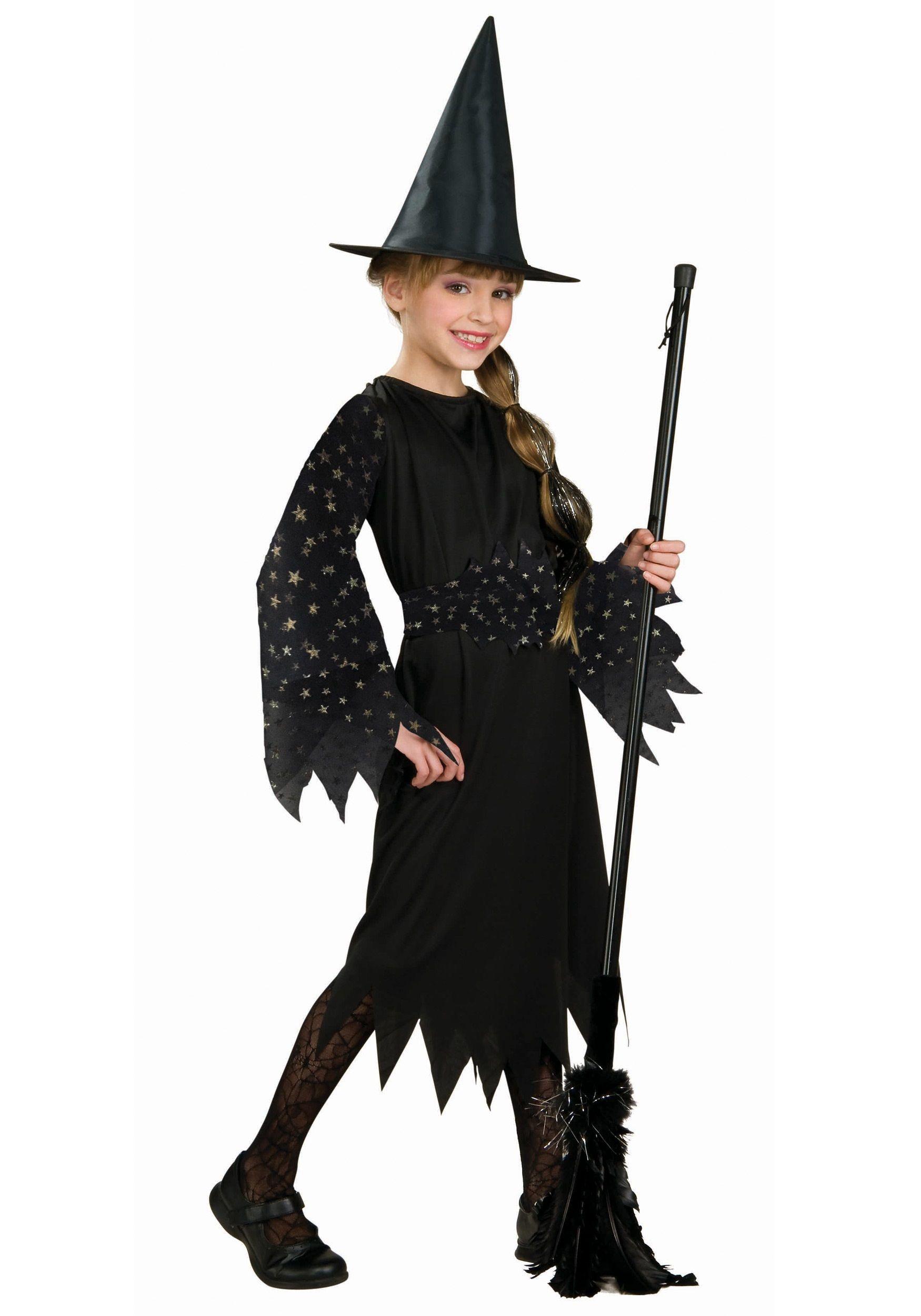 child spider web witch costume - Spider Witch Halloween Costume