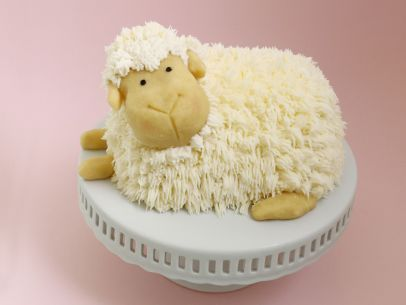 Easter Lamb Cake Recipe With Images Lamb Cake Cake Easter Lamb