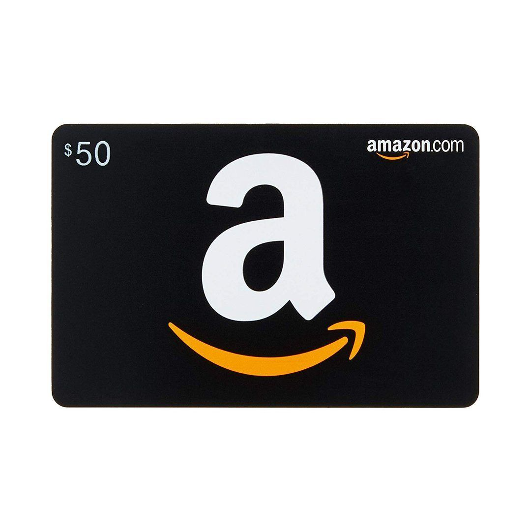 50 amazon gift card by top shelf editing hosted by