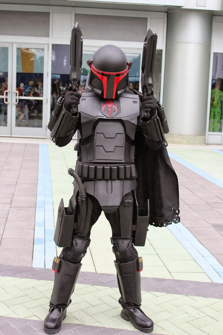 mandalorian cosplay | Mandalorian, this armor is amazing. Love the ...