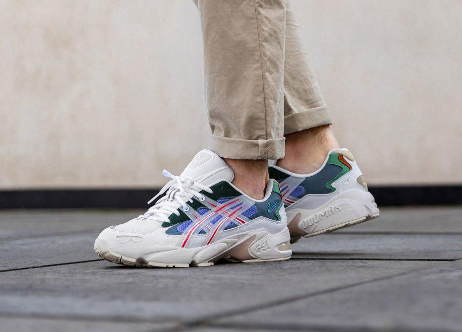 asics gel kayano 5 og rose