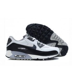 1347dc13c0c47 Check out the latest Nike air max 90 mens sneakers white black cool grey  sale cheap online