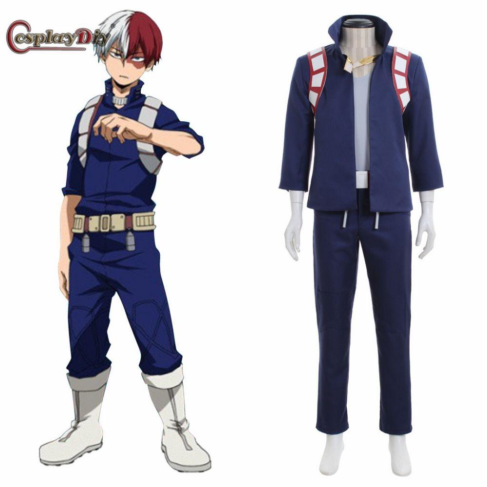 Boku No Hero Akademia Cosplay My Hero Academia Costume Shoto
