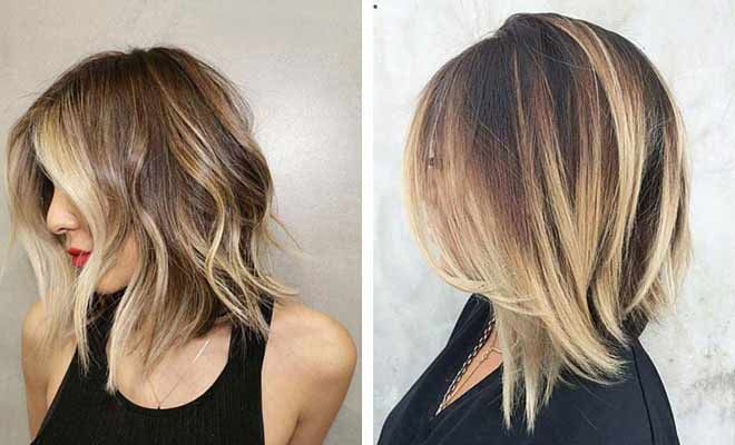 Best Shoulder Length Haircuts For Girls In 2019 -   12 hairstyles For Girls shoulder length ideas
