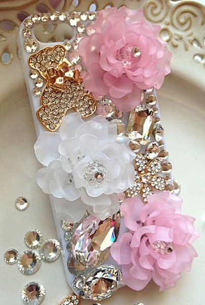 Handmade Etui Iphone 5s Beautiful Flowers Beautiful Flowers Iphone 5s Handmade
