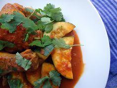 LCHF-bloggen: Kuku Paka - Kenyansk kyllingcurry