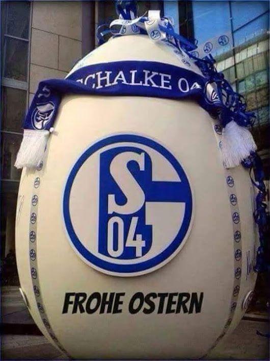 Schalke Osterhase