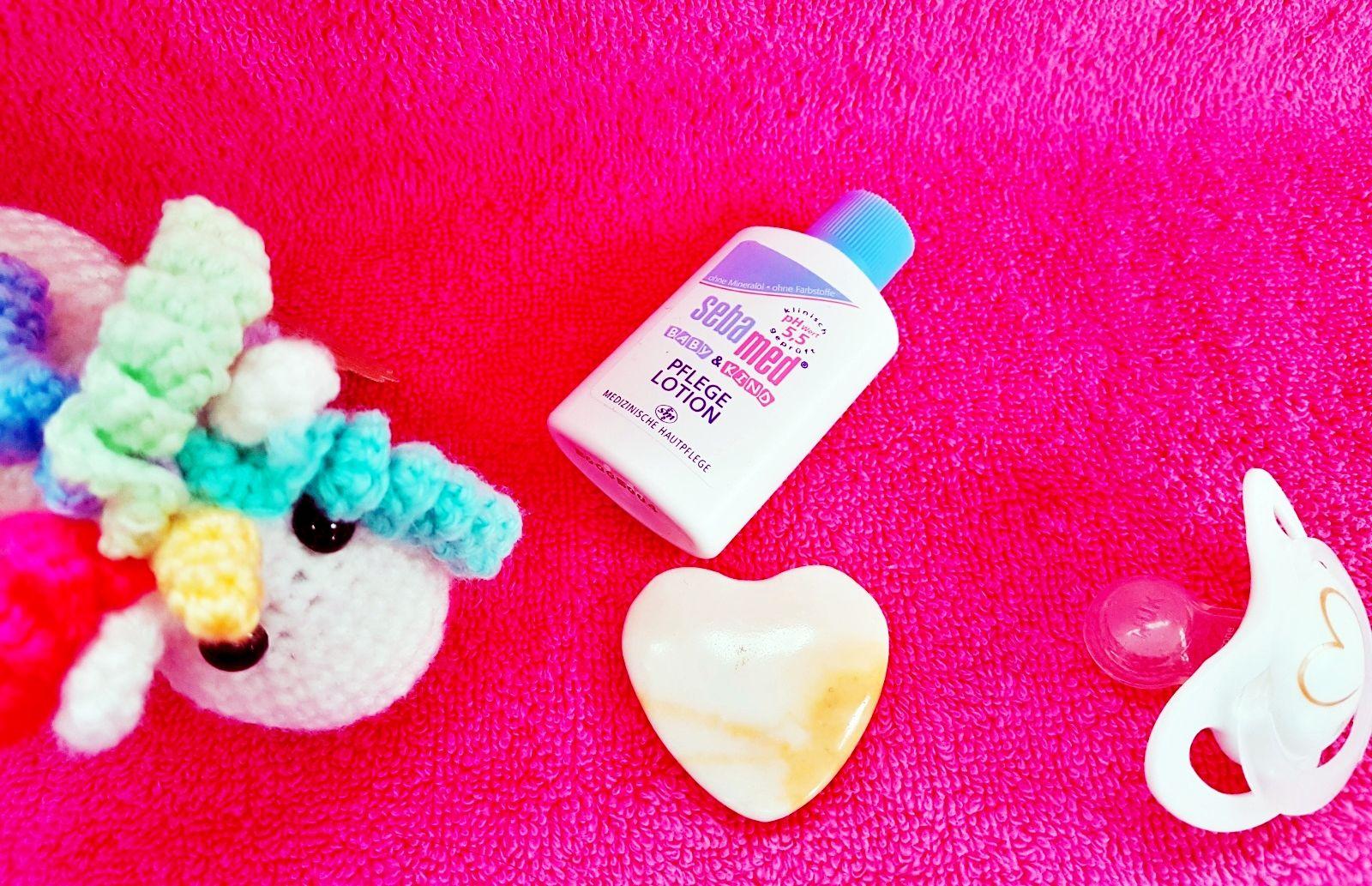 Sebamed Baby & Kind Pflegelotion