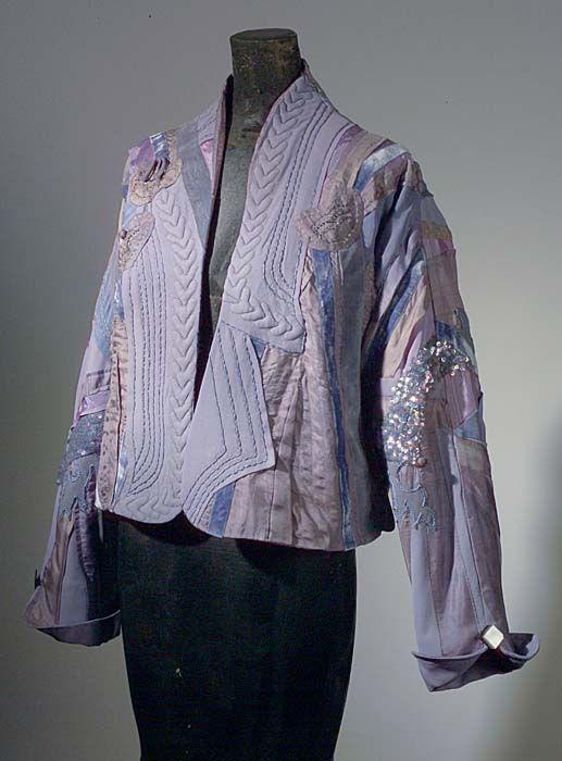 Wearable Art by Shirley Cunningham | Wearable Art Jacket | Alice ...