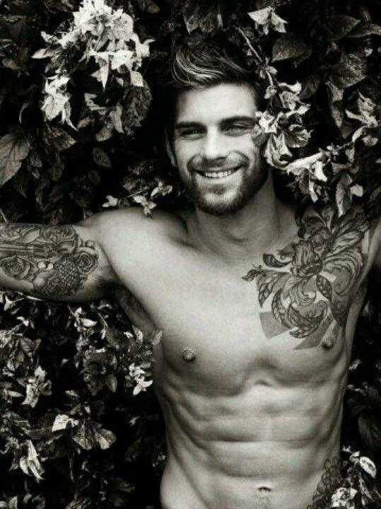 Tattooed Men 3 And That Smile Is Great Hot Dang Pinterest