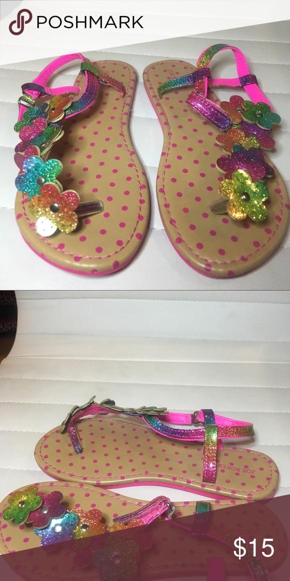 c176ca87524 Shoes Kids sandals Joe Boxer Shoes Slippers