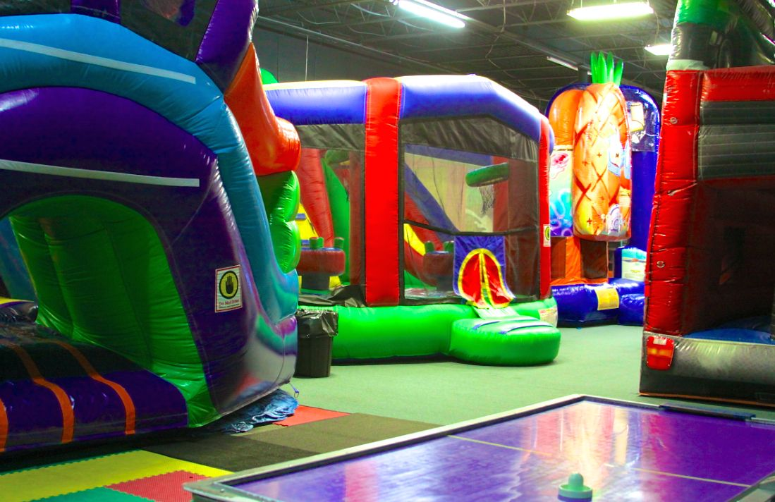 Pin on Bounce House Rentals