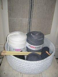Werkbeschrijving Patroon Multi Mand P006 Zpagetti Crochet