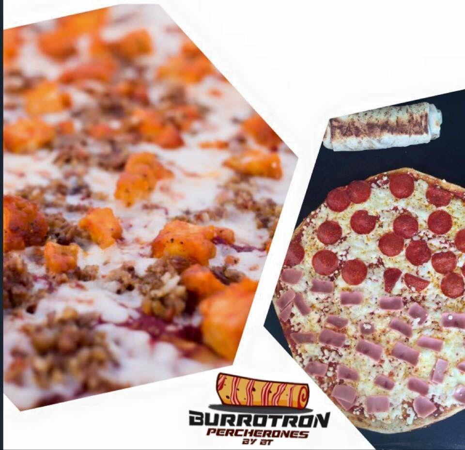 Pizzatron de #burrotronpercherones