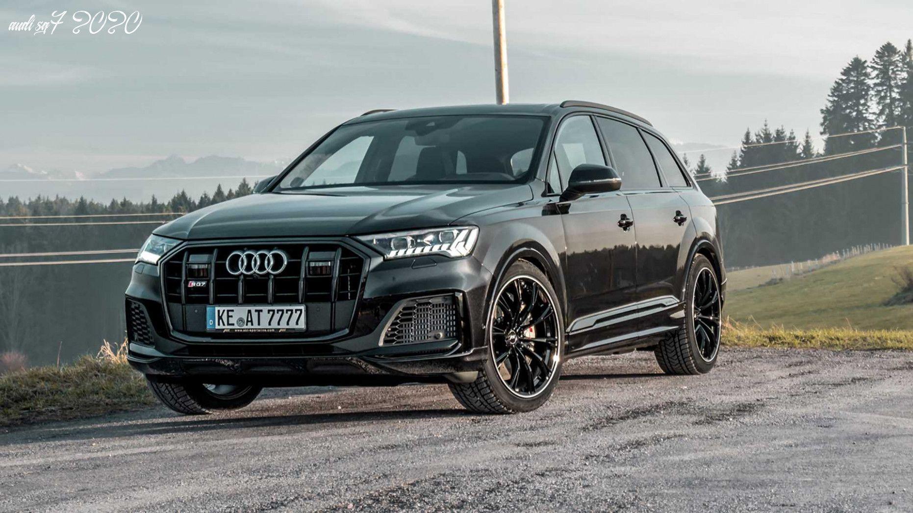 Audi Sq7 2020 In 2020 Audi Audi Dealership Car
