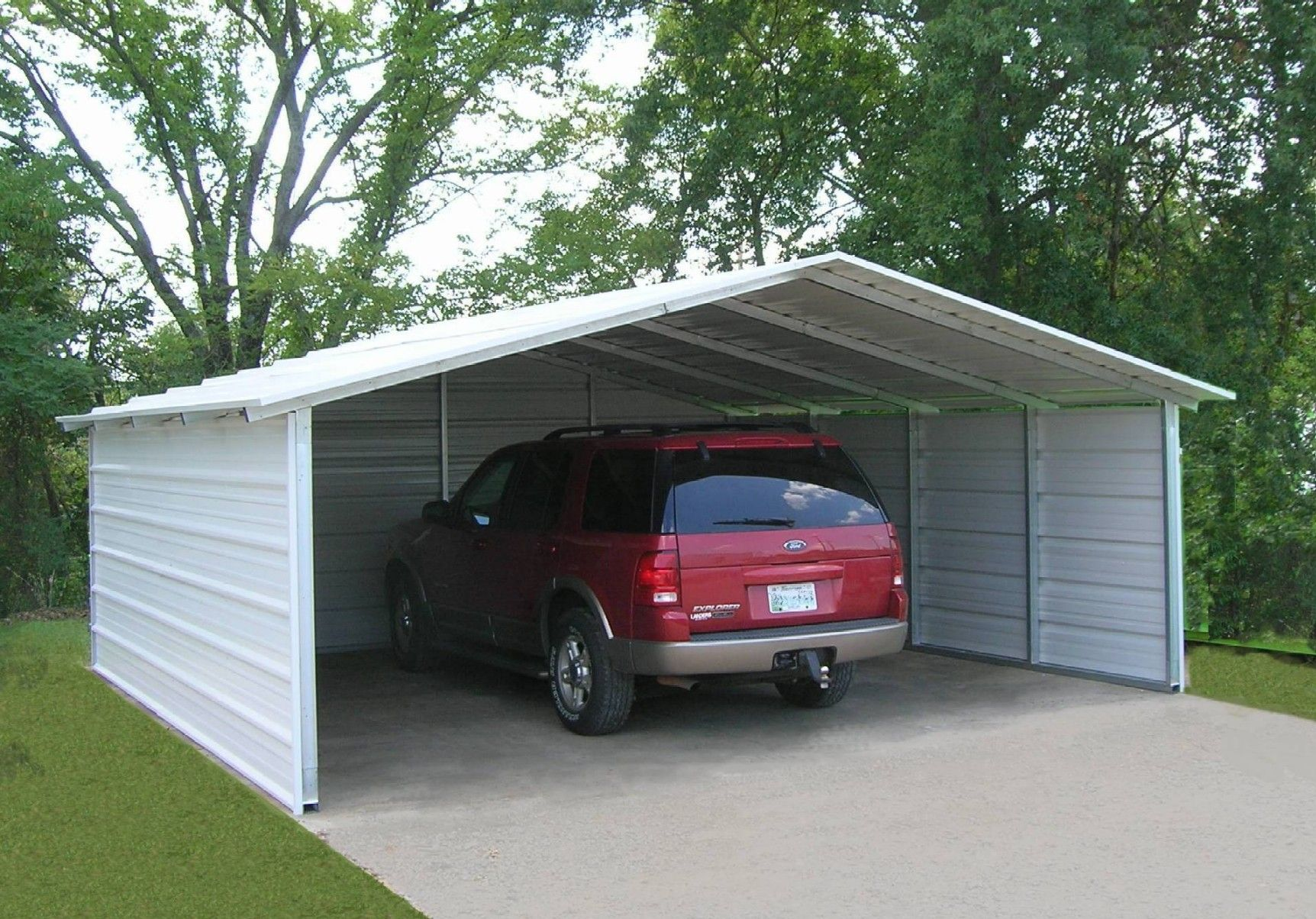 Cheap Carports Carport Garage Portable Carport Diy Carport Palram Carport Wood Carport House Carport C With Images Carport Designs Building A Carport Metal Carports