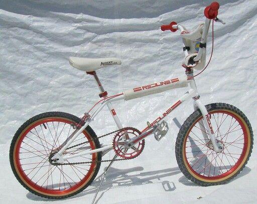 Redline Bmx Bike Of The 80s Childhood Memories Bmx