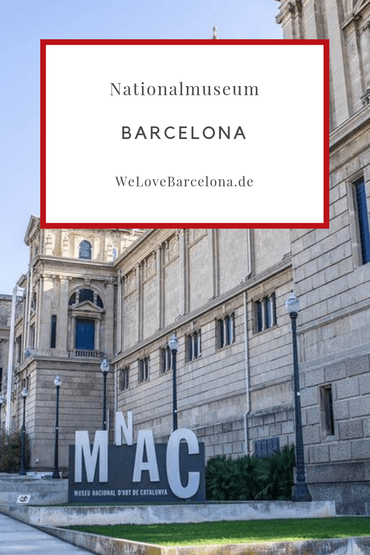 Museu Nacional dart de Catalunya MNAC Tickets: ♥ Lohnt es sich?