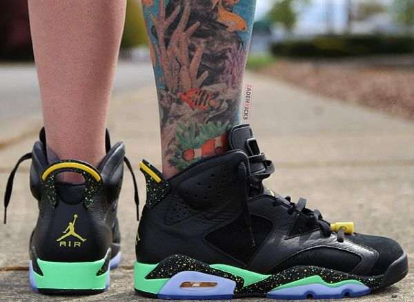 b174218e66d9 Air Jordan 6 Brazil World Cup - Zadehkicks