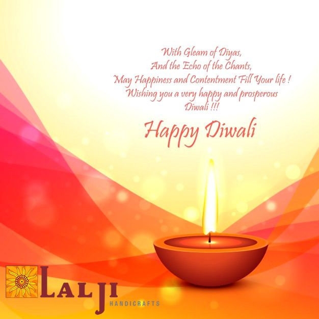 Lalji Handicrafts Family Wishes You A Very Happy Prosperous Diwali