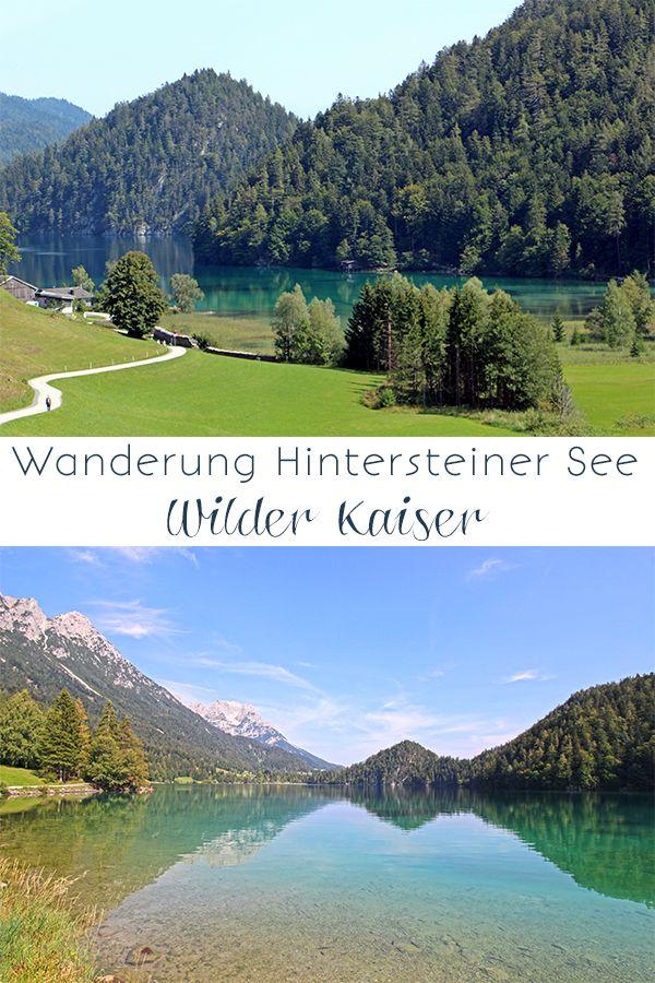 Photo of Wanderung am Kaisergebirge: vom Hintersteiner See zur Walleralm