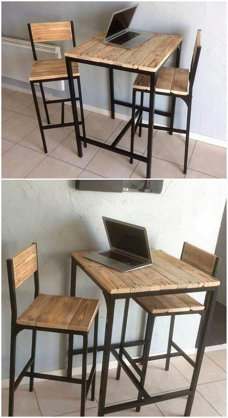 Dazzling Ideas Diy Recycled Wooden Pallet Projects And Concepts With 50 Motivating Do It Yourself Pal Pallet Furniture Chairs Metal Furniture Pallet Furniture