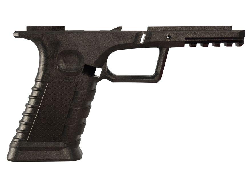 Polymer80 PF940V1 80% Pistol Frame Kit Glock 17, 17L, 22, 24, 31, 34 ...