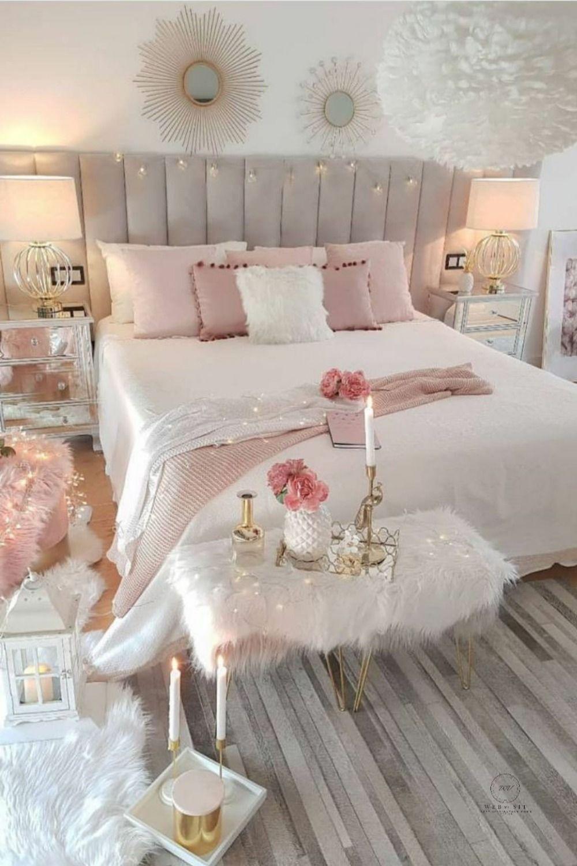 The Best Pinterest Bedroom Ideas For 2020 Pink Bedroom Design Small Master Bedroom Decorating Ideas Romantic Bedroom Decor Bedroom decorating ideas pictures