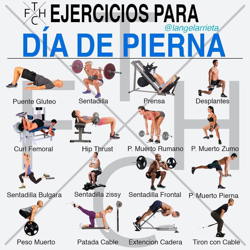 Pin En Gym Y Salud