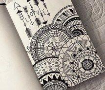 Inspiring Image Arte Black And White Cute Dibujos Love