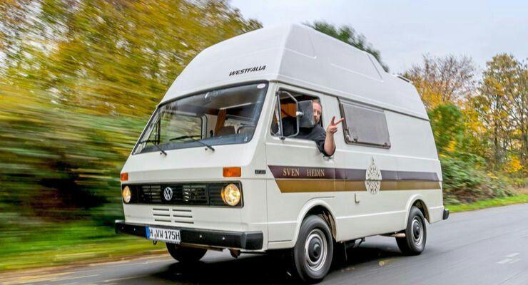 volkswagen lt28d sven hedin westfalia furgonetos. Black Bedroom Furniture Sets. Home Design Ideas