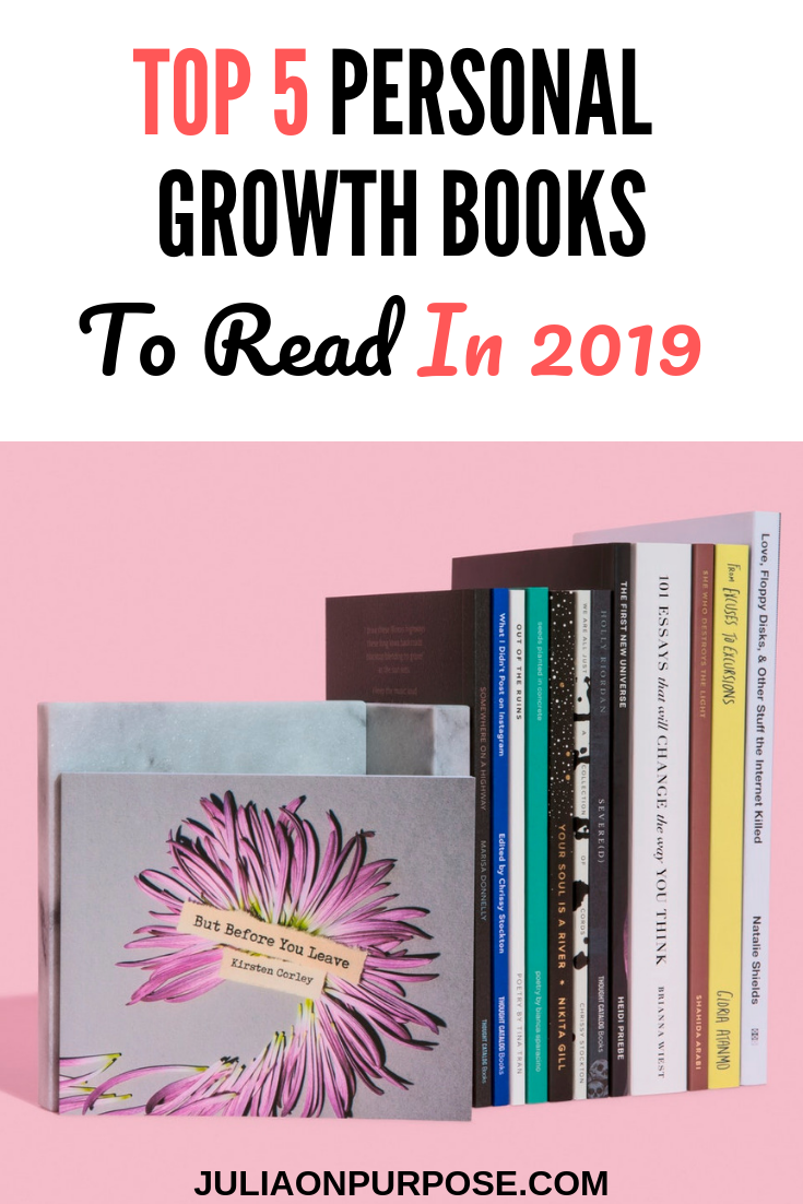 5 Inspirational Books To Help You Grow In 2020 2020 Julia On Purpose College Tuition Tuition College Costs