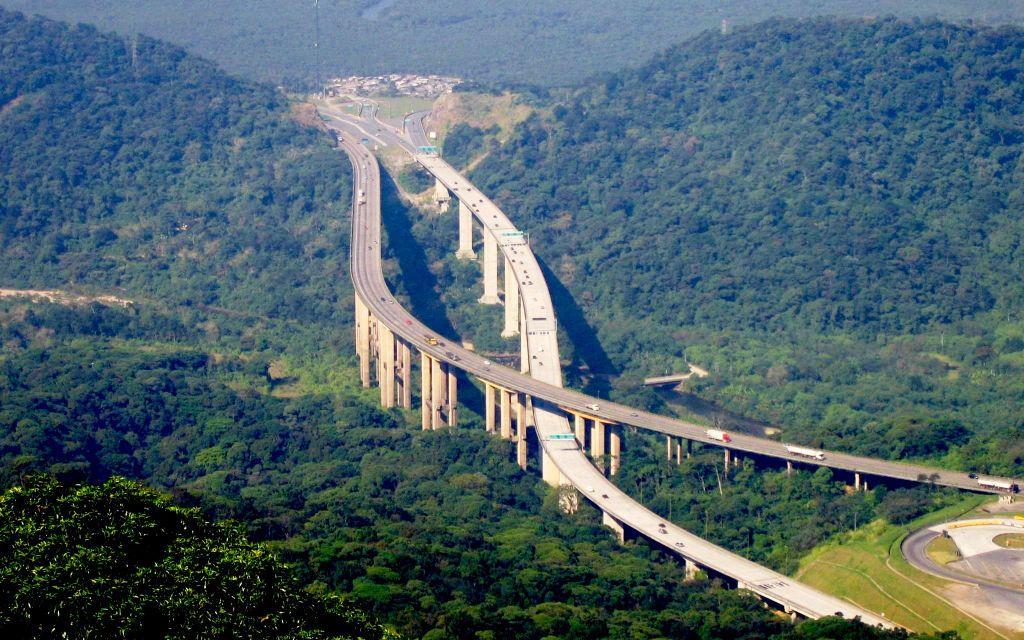 BR-116, Brazil