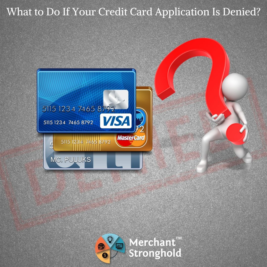 Pin by Merchant Stronghold on What to Do If Your Credit