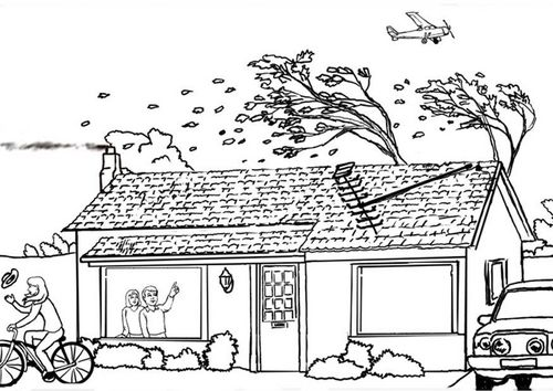 hurricane coloring pages Coloring page hurricane | crafts | Pinterest | Coloring pages  hurricane coloring pages