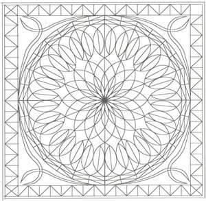 Free Wood Carving Patterns | Painting Wood Grain for Basswood Relief Wood Carving, Carving