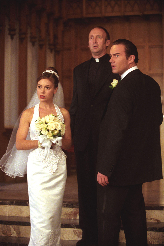 Phoebe And Cole Wedding Charmed