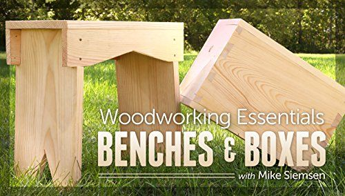 Woodworking Essentials: Benches & Boxes (Online Class) Craftsy http://www.amazon.com/dp/B0147L4WYW/ref=cm_sw_r_pi_dp_WHz9wb0E7VAHD